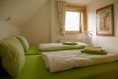 Schlafzimmer 1  -  Foto: A. Declair