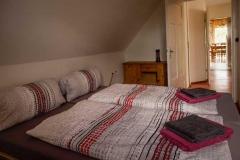 Schlafzimmer 2  -  Foto: A. Declair